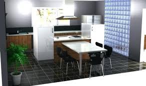 cuisine avec ilo ilot table affordable cheap design ilot cuisine jysk denis