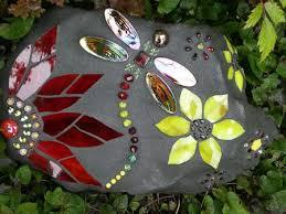 best 25 mosaic rocks ideas on pinterest mosaic ideas garden