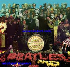 sargeant peppers album cover the sgt pepper album cover shoot dissected