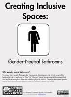 Gender Neutral Bathrooms - creating inclusive spaces gender neutral bathrooms u2014 western