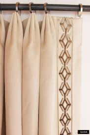 Bellagio Linen Drapery Panels