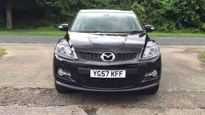 2007 57 mazda cx 7 2 3 16v 5d 256 bhp leather www suv4x4 co uk