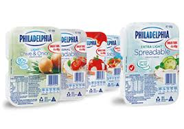 philadelphia light cream cheese spread philadelphia spreadable cream cheese snack tubs philadelphia
