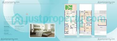 jumeirah islands townhouses floor plans justproperty com