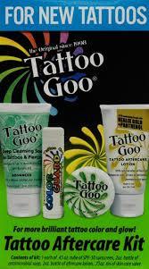 tattoo goo body art aftercare kit walmart com