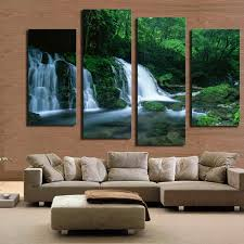 4 piece oil painting cheap china online wholesale buy stores 4 panel wall art picture home decoration living room canvas painting canvas art print painting