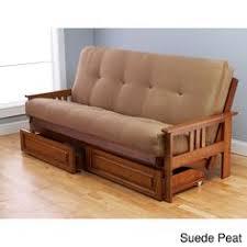oak futon sofa bed wooden frame futon sofa bed couch sofa gallery pinterest