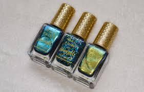 competition barry m aquarium collection presents u0027mermaid nails