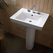 boulevard 24 inch pedestal sink american standard