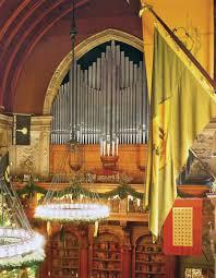 biltmore house organ in banquet hall originally built by
