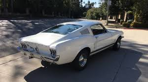 pictures of 1967 mustang fastback 1967 ford mustang fastback white mp classics