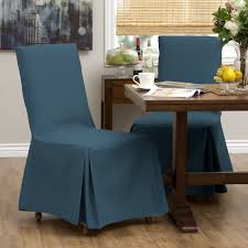 turquoise chair slipcover slipcovers cotton duck parsons chair slipcover pair free