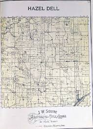 plat maps iagenweb pottawattamie co iowa plat maps 1900