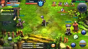 mmorpg android king the mmorpg android ios gameplay