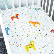 Crib Mattress Fitted Sheet Aliexpress Buy Egmao Baby Crib Bed Sheet Cotton Solid