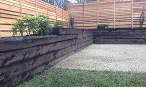 Small Garden Retaining Wall Ideas Garden Retaining Wall Ideas 7 Retaining Wall Ideas Timber Garden