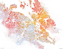 san jose ethnicity map san jose ethnicity map