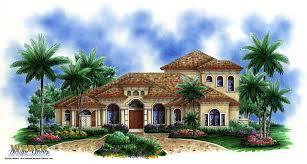 coconut grove home plan weber design group naples fl