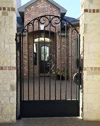 outdoor gates doors iron gates firescreens custom wrought art