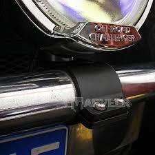 work light mounting bracket 54mm led work light bar bull bar mounting bracket cls for offroad