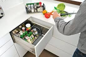 organisateur de tiroir cuisine organiseur tiroir cuisine rangement cuisine fonctionnel en 15