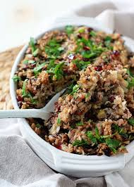 herbed rice quinoa kitchen treaty
