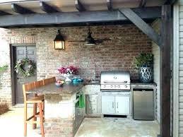 construction cuisine d été exemple de cuisine d ete cuisine ete exterieur cuisine ete exterieur