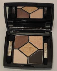 the beauty of life dying for dior makeup palettes