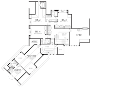 Floor Plans 5000 To 6000 Square Feet Craftsman Style House Plan 5 Beds 5 50 Baths 5250 Sq Ft Plan 48 466