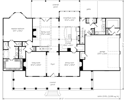 corner house plans butlers corner architect southern living house plans