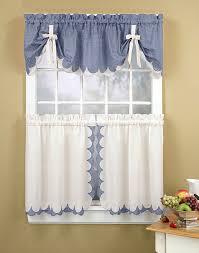 rideaux fenetre cuisine rideau fenêtre habillage de fenêtre selon les pièces