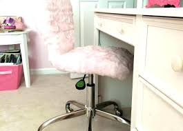 fur chair cover office chair cover fur desk chair girly of chair awesome desk