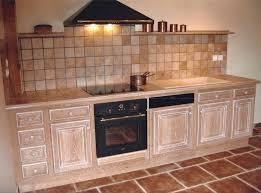 cuisine ceruse blanc cuisine bois ceruse cuisine grise plan de travail blanc cuisine