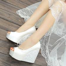wedding shoes wedges outdoor wedding shoes wedges shoespie