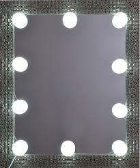 4 led lights mirror circle buy makeup light hollywood style led mirror kit