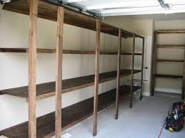 Free Wooden Garage Shelf Plans best 10 garage shelving plans ideas on pinterest building