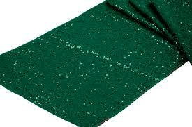 emerald green table runners glitz sequin table runner emerald green cv linens