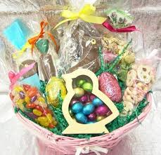 filled easter baskets 7 best easter baskets and bunnies images on easter