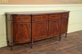Sideboard Dining Room High End Antique Reproduction Dining Room Sideboard