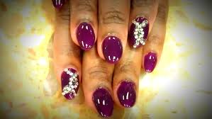 acrylic fill for stiletto nails almond nails youtube
