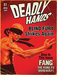 Blind Fury Album Kung Fu And Other Delights Funnybooksinreviewarego U2013 Dork Forty