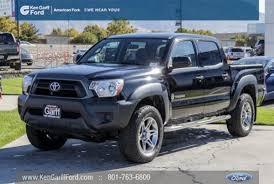 toyota tacoma utah black toyota tacoma in utah for sale used cars on buysellsearch