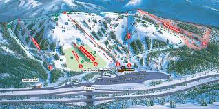 Utah Ski Resort Map by Boreal Mountain Resort California Resort Stats And Reviews