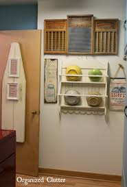 Retro Laundry Room Decor Vintage Laundry Room Mini Makeover Vintage Laundry Laundry