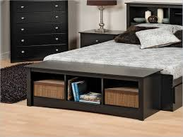 end bed bench incredible end of bed storage bench simple bedroom with prepac