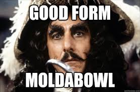 Hook Meme - good form moldabowl conceding captain hook quickmeme