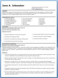 executive assistant resume templates resume templates for administrative assistant medicina bg info