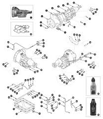 parts for jaguar xj6 and daimler sovereign u2022 automatic gearbox