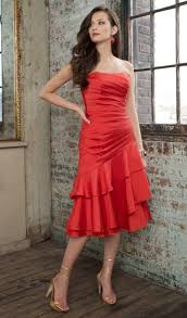 mori lee angelina faccenda short tiered bridesmaid dress 20206