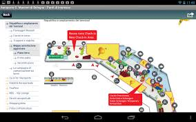 Miami Airport Terminal Map Bologna Airport Flight Tracker Android Apps On Google Play